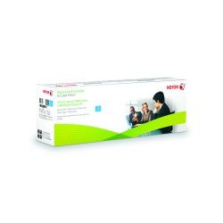 Xerox Replacement for HP 824A (CB381A) Cyan Toner Cartridge (21,000 Pages*)