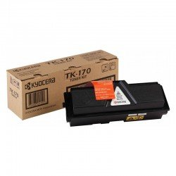Kyocera TK-170 Black Toner Kit Cartridge (7,200 pages*) 1T02LZ0NL0