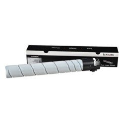 Lexmark Black Toner Cartridge (32,500 pages*)