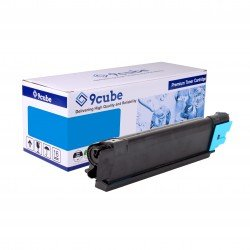Compatible Oki 43459331 Cyan High Yield Toner Cartridge (2,500 Pages*)