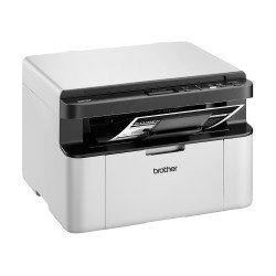 Brother DCP-1610W A4 Mono Laser MFP Right View 1