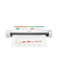 Brother DS-640 A4 Mobile Scanner