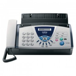 how to set up fax machine on phone line