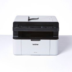 Brother MFC-1910W A4 Mono Laser MFP Front 1