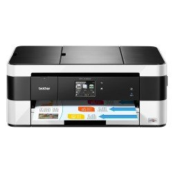 Brother MFC-J4420DW A4 Colour Inkjet MFP Front View 1