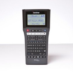 Brother PT-H500 Handheld Labelling Machine Front View