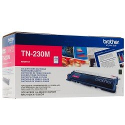Brother Magenta Toner Cartridge (1,400 pages*)