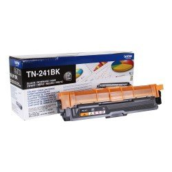 Brother TN-241BK Standard Yield Black Toner Cartridge (2,500 pages*) TN241BK