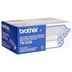 Brother Black Toner TN-3130 (3,500 pages*)