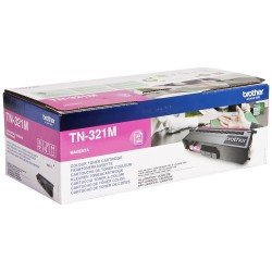 Brother Magenta Toner Cartridge (1,500 pages*)