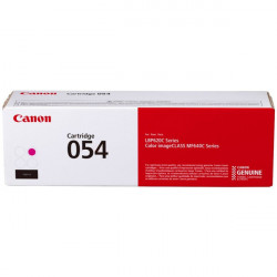 Canon 054 Standard Magenta Toner Cartridge (1,200 Pages*) 3022C002