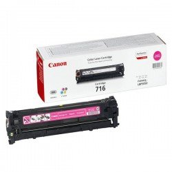 Canon 716 Magenta Toner Cartridge (1,500 pages*)