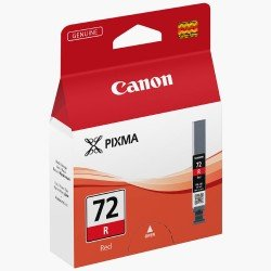 Canon PGI-72R Red Ink Cartridge