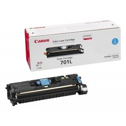 Canon 701L Cyan Toner (2,000 pages*)