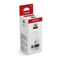 Canon GI-56BK Black Ink Cartridge (6,000 Pages*) 4412C001
