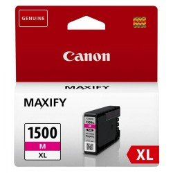 Canon PGI-1500XL Magenta Ink Cartridge (900 pages*)