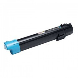 Dell 593-BBCS Cyan Toner Cartridge (12,000 pages*)