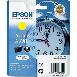 Epson C13T27144010 27XL Yellow Ink Cartridge (1,100 Pages*)