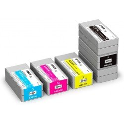 Epson PB-EPSGJIC5-INKS GJIC5 CMYK Ink Cartridges