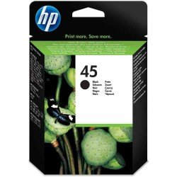 HP No.45 Black Ink Cartridge (42ml)