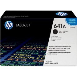 HP C9720A Black Print Cartridge (9,000 pages*)