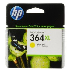 HP CB325EE#ABB No.364XL Yellow Ink Cartridge (6ml) CB325EE