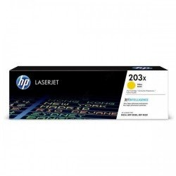 HP 203X Yellow Toner Cartridge (2,500 Pages*)