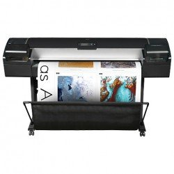 HP DesignJet Z5200 44-in Colour Inkjet Printer front view