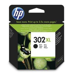 HP F6U68AE 302XL High Yield Black Ink Cartridge (480 pages*)