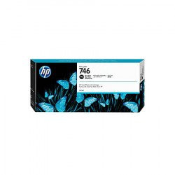 HP 746 Photo Black DesignJet Ink Cartridge (300ml) P2V82A