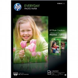 HP Everyday Glossy Photo Paper - A4 200gsm (100 sheets)