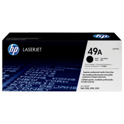 HP Q5949A Black Toner Cartridge (2,500 pages*)