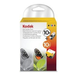 Kodak 3949948 10B + 10C Cartridges Ink Combo Pack