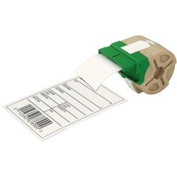 Leitz 70040001 White Continuous Paper Label Cartridge 61mm x 22m
