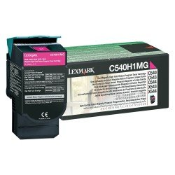 Lexmark High Yield Magenta Return Program Toner Cartridge (2,000 pages*)