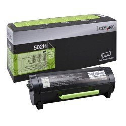 Lexmark High Yield Black Return Program Toner Cartridge (5,000 pages*)