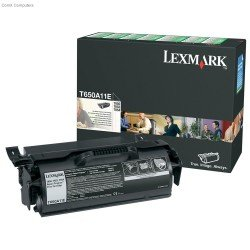 Lexmark Black Return Program Print Cartridge (7,000 pages*)