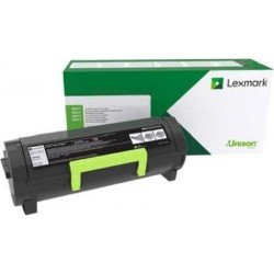 Lexmark 71B2HK0 Black High Yield Return Programme Toner Cartridge