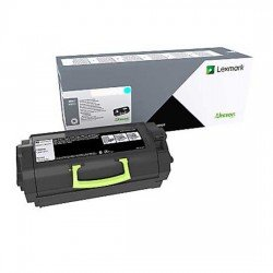 Lexmark Cyan Return Programme Toner Cartridge (1,400 Pages*) 78C20C0