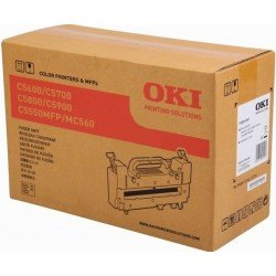 Oki 43363203 Fuser unit C56575859 (60,000 pages*)