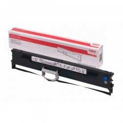 Oki High quality black ribbon cartridge 43503601
