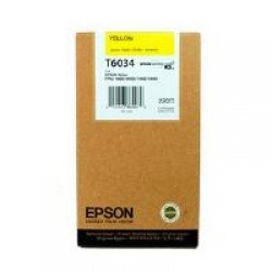 Epson T6034 Yellow Ink Cartridge (220ml) C13T603400