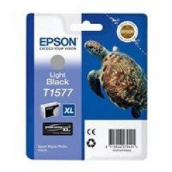 Epson T1577 Light Black Ink Cartridge (25.9ml)