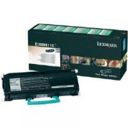 Lexmark High Yield Black Return Program Toner Cartridge (9,000 pages*)
