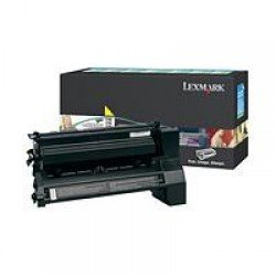 Lexmark C780A1YG Yellow Return Program Print Cartridge (6,000 pages*) 0C780A1YG