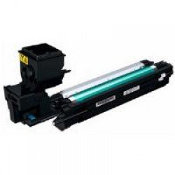 Konica Minolta High Yield Yellow Toner (5,000 pages*)