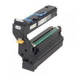 Konica Minolta 1710582-001 Black Toner Cartridge (6,000 prints*)
