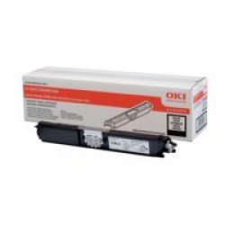 Oki 44250724 High Yield Black Toner (2,500 pages*)