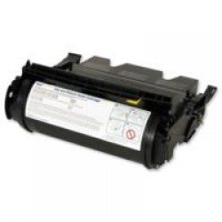 Dell 595-10011 Black Toner Use & Return (20,000 pages*)