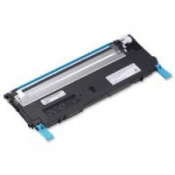 Dell Standard Yield Cyan Toner (1,000 pages*)